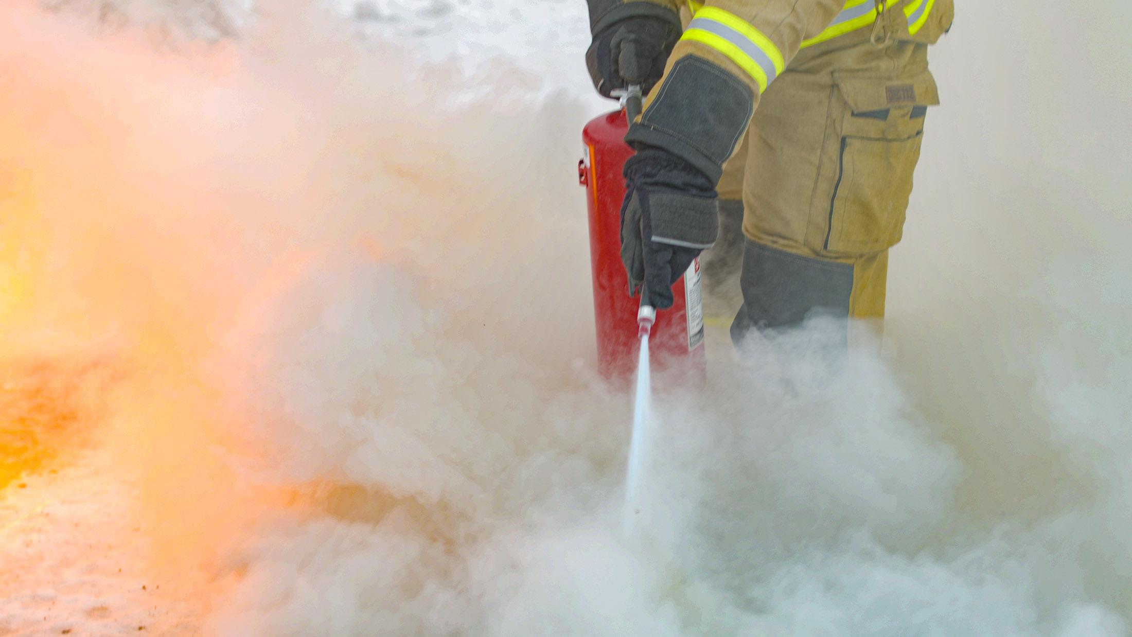 Nettkurs brannvern